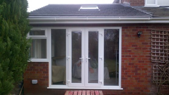 ground floor extension cheshire