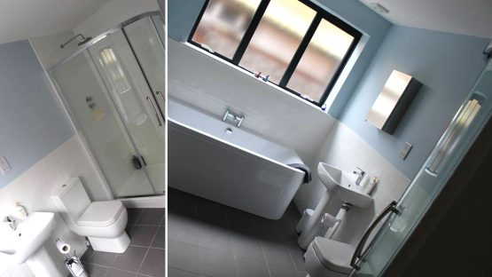 bathroom installation sandbach cheshire