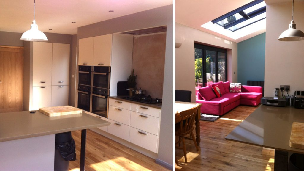extension builders cheshire