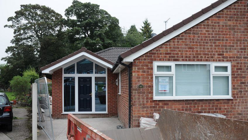 office extension cheshire