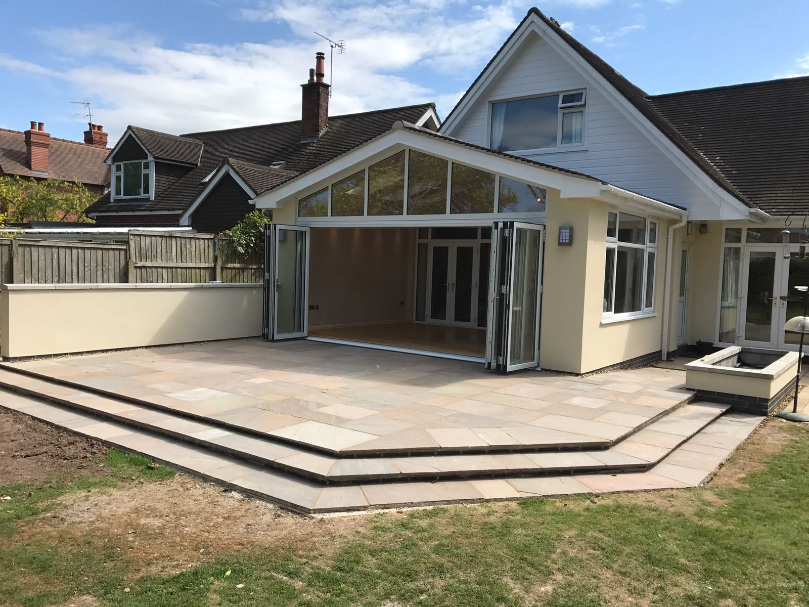house extension builders Cheshire